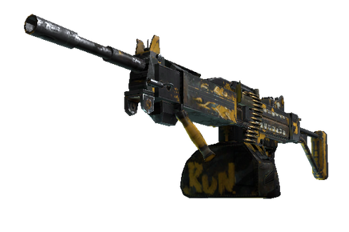 StatTrak™ Negev | Loudmouth (Battle-Scarred) Prices