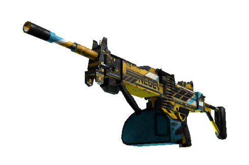 StatTrak™ Negev | Power Loader (Battle-Scarred) Prices