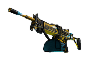 Stattrak Trade Negev Power Loader Battle Scarred