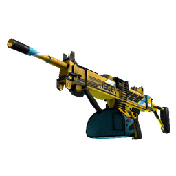StatTrak™ Negev | Power Loader (Well-Worn)