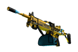 Stattrak Trade Negev Power Loader Field Tested