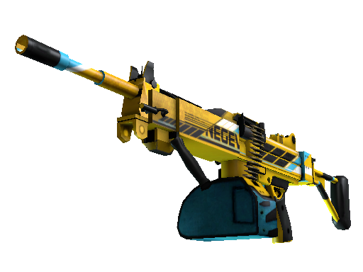 Revolver Negev Power Loader