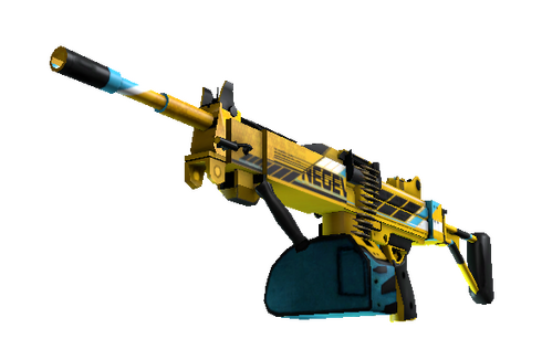Negev | Power Loader (Minimal Wear) Prices