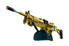 StatTrak™ Negev | Power Loader (Minimal Wear)