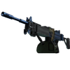 Negev | Anodized Navy <br>(Factory New)