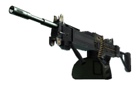 Negev | Army Sheen (Field-Tested)