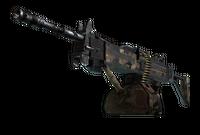 Negev | CaliCamo (Battle-Scarred)