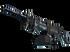 sell CS:GO skin Negev   Dazzle