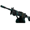 StatTrak™ Negev | Terrain <br>(Well-Worn)