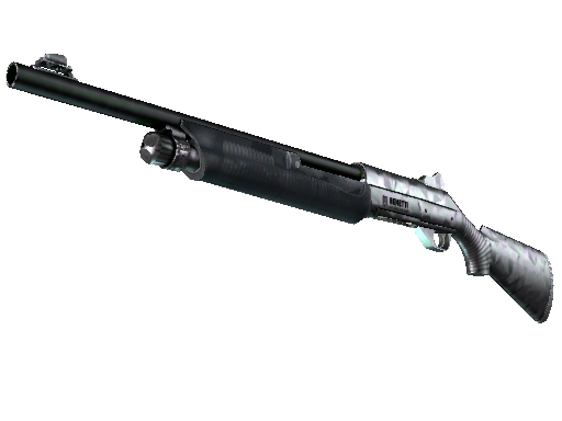 CS:GO Weapon 2 Nova Graphite