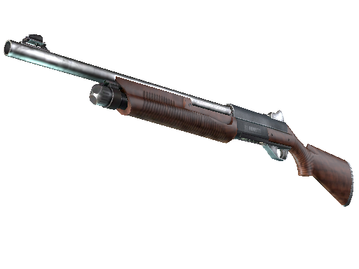 Nova | Walnut (Battle-Scarred)