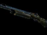 StatTrak™ Nova   Wood Fired (Battle-Scarred)