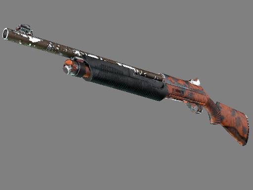 Nova | Blaze Orange (Field-Tested)