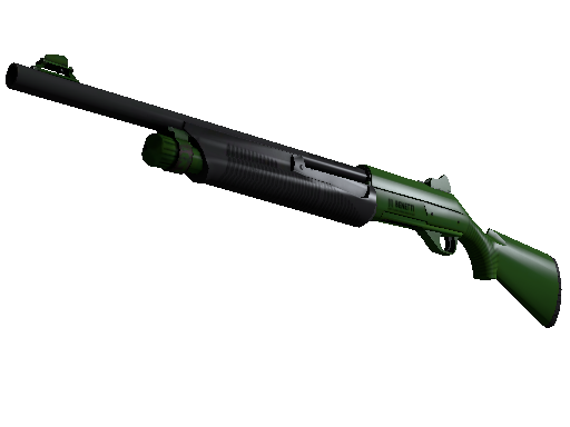 Скин Nova | Зеленое яблоко (Прямо с завода)