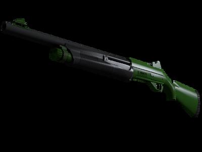 Сувенирный Nova | Зеленое яблоко (Немного поношенное)