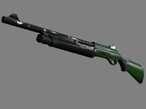 Скин Nova | Зеленое яблоко (После полевых испытаний)