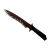 ★ Classic Knife | Crimson Web <br>(Battle-Scarred)