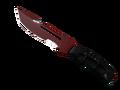 ★ Survival Knife | Crimson Web