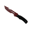 ★ Survival Knife | Crimson Web <br>(Minimal Wear)
