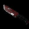 ★ StatTrak™ Survival Knife | Crimson Web <br>(Field-Tested)