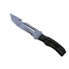 ★ Survival Knife | Blue Steel <br>(Minimal Wear)