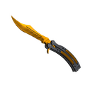 ★ StatTrak™ Butterfly Knife | Tiger Tooth <br>(Factory New)
