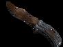 Butterfly Knife - Rust Coat