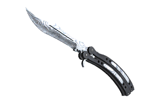 ★ Butterfly Knife | Damascus Steel (Minimal Wear) Prices