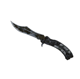 ★ Butterfly Knife | Forest DDPAT (Battle-Scarred)