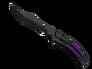 Butterfly Knife - Ultraviolet
