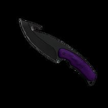 ★ Gut Knife   Ultraviolet (Minimal Wear)