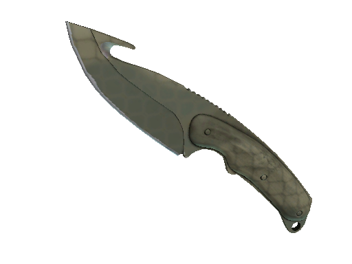Gut Knife | Safari Mesh Minimal Wear