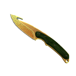 ★ StatTrak™ Gut Knife | Lore (Minimal Wear)
