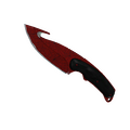 ★ Gut Knife | Crimson Web <br>(Minimal Wear)