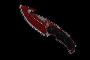 Gut Knife Crimson Web Field Tested