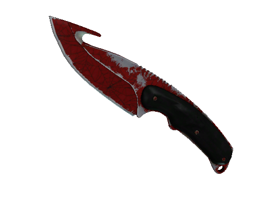 ★ Gut Knife | Crimson Web Field-Tested