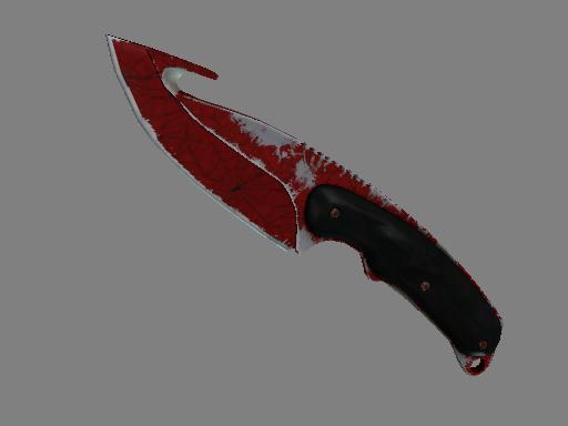 ★ Gut Knife | Crimson Web (Field-Tested) Price