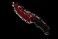 ★ Gut Knife | Crimson Web (Field-Tested)