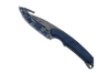 ★ Gut Knife | Bright Water (Battle-Scarred)