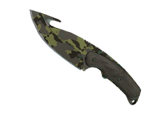 Skin ★ Gut Knife | Boreal Forest
