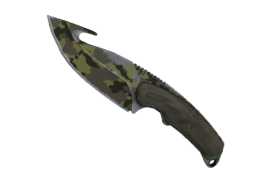 ★ Gut Knife | Boreal Forest Field-Tested