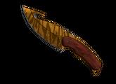 ★ Нож с лезвием-крюком | Зуб тигра, Прямо с завода, 5614.08$