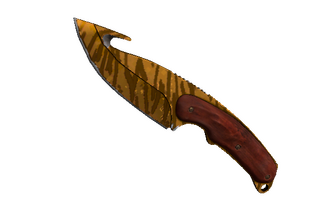 ★ Gut Knife | Tiger Tooth (Factory New) Prices