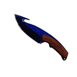 ★ StatTrak™ Gut Knife | Doppler (Minimal Wear)
