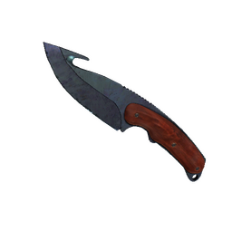 ★ Gut Knife | Blue Steel (Minimal Wear)
