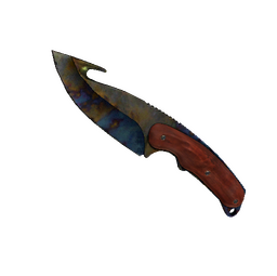 ★ Gut Knife | Case Hardened (Battle-Scarred)