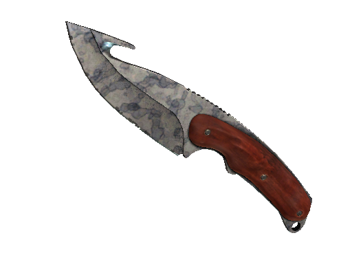Gut Knife | Stained Field-Tested