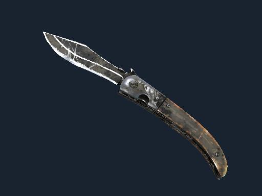 Navaja Knife | Scorched