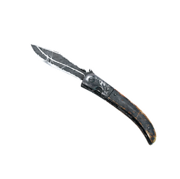 ★ StatTrak™ Navaja Knife | Night Stripe (Battle-Scarred)