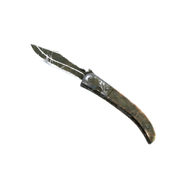 ★ Navaja Knife | Safari Mesh (Battle-Scarred)